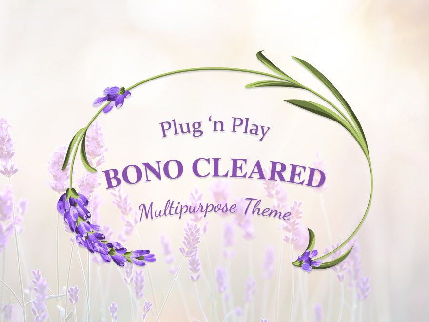 bono sbflextheme cleared